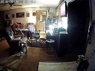 Secret masturbation cam Secret cam on my girlfriends fat ass