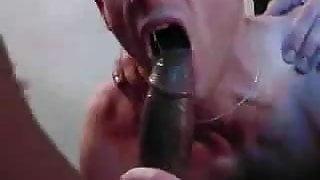white BOY slut spitroasted FUCK suck BLACK and ARAB top