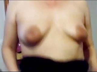 Breast size 36 c Share the wifes 36 b large nippled breasts