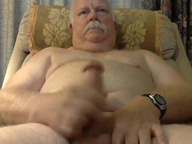 Old Man Cums Inside Pussy