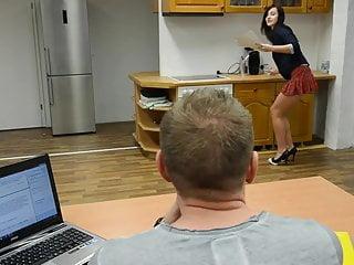 Amateur sex tag video Mein erster tag als praktikantin