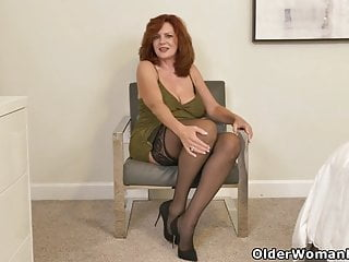Andy is gay American milf andi james puts her fingers to work