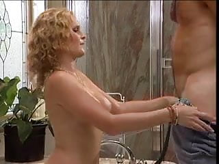 Milf pussy ripped - Tight blond pussy ripped with cock