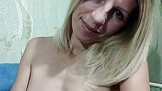 Russian saggy tits.