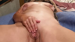 Sometimes my clit needs to be played with!