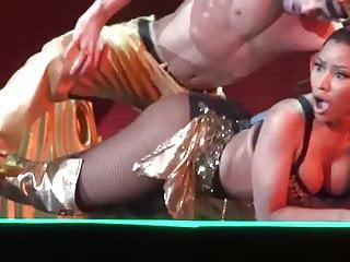Nicky ray fucked Nicki minaj getting her ass fucked - anaconda live loop -