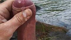 Сперма на озере