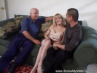 Tired of 10sec porn vids - Blonde wife never tired of fucking