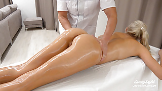 Unexpected Sex with In-Home Massage Therapist – Unprotected sex