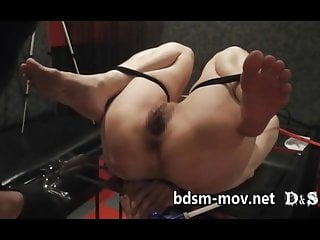 Female electrical sexual torture Tucker and electric torture
