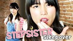 Trans Stepsister Sleepover Teaser