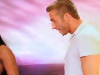 Jasmin fucked British slut jasmine gets fucked in a ffmm foursome