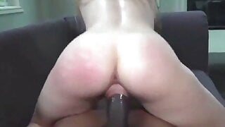 Amazing woman. Makes climax on the BBC