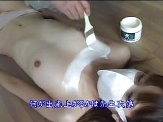 Male adult body painting - Nanami sena body painting