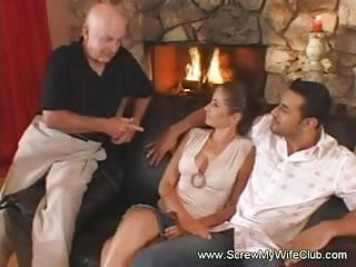 Throat fucked wife Brunette wife throat fucked and screwed