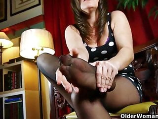 Used porn bought Soccer mom bought herself a new toy