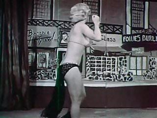 Go go dancer strips video Psycho candy - vintage striptease go-go dance