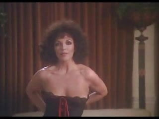 Joans haury pussy Joan collins