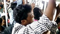 Chennai Bus Gropings -10 - IT girl 3