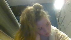 Young Girl Hacked Webcam Preview