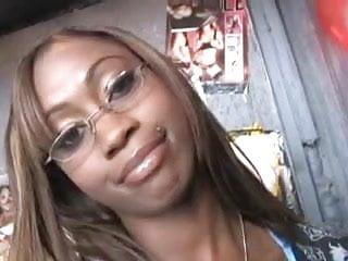 Ebony gloryhole monet devin Gloryhole for ebony in glasses