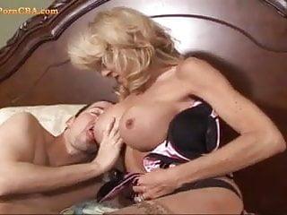 Tits granny - Omg, big tits granny really loves when it hurts
