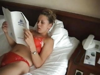 My husband is a voyeur Me and my husband in hotelroom