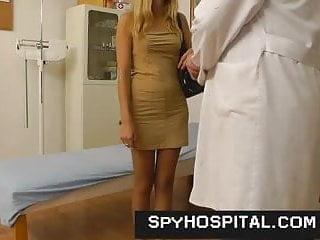Gyno sex porn Gyno clinic hidden camera porn