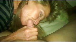 Stoned Wife Trying To Suck Cock