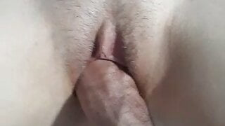 fisting wife's pussy part 4
