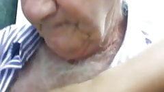 Grandpa Is A Hairy Beast