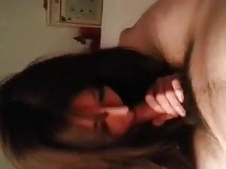 Oral sex with chapped lips - Pov oral sex with a yummy girlfriend sucking on a cock
