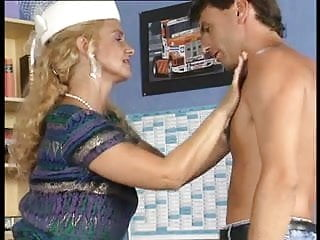 Bea sex Bea dumas ass fucked in hot blue lace knickers..