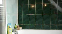 Chubby Wife Hidden Shower Clip