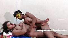 Hot Indian Girl With Her Boyfriend Getting Her Pussy Fucked