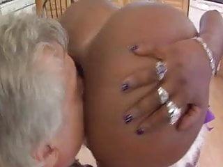 Ass dominatrix licking Busty ebony dominatrix 2