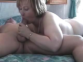 Mature cock and clit trailers Fun in trailer
