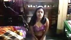 Bangladeshi girl Show her asset