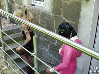 Sissy training dildo - Public sissy training - mistress zita