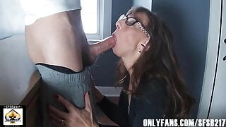 Sexy Milf Marie – This Is How You Suck