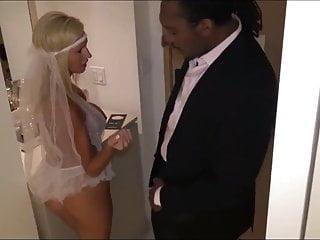 Bride nude sexy Sexy bride with bbc