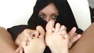 Moslem Frau gefickt