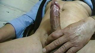 my cock having fun