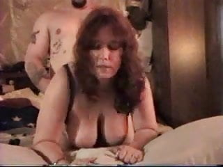 Big titted wife cum - Big titted wife doggy style
