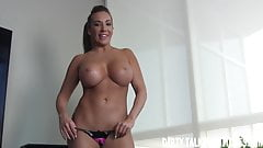 Hurry up and pull out your big cock JOI