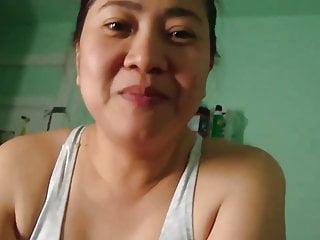 Asian woman shad Older asian woman sucking