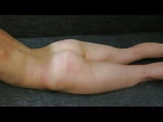 Husband spanks wife stoires - Husband whipping wife in the ground short video