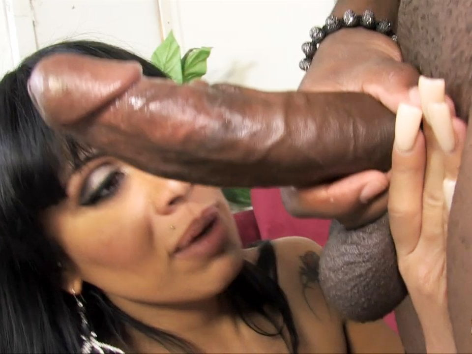 Sienna West Big Black Cock