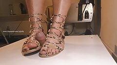 Gladiator Sandals Crush