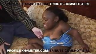 UGLY BLACK HANDICAPPED GIRL FUCKING